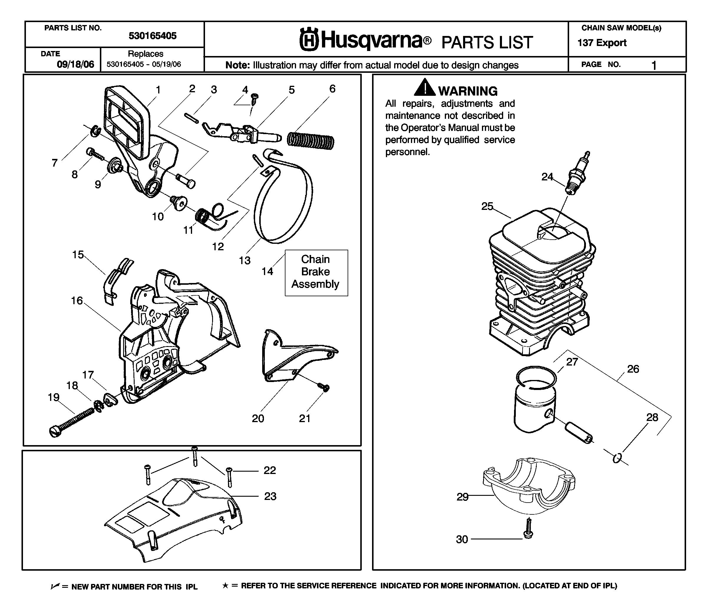 Ремонт тормоза бензопилы хускварна 142 своими руками 85