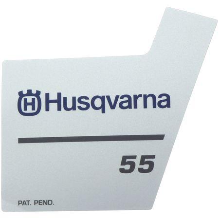 Наклейка Husqvarna Артикул: 5373598-01