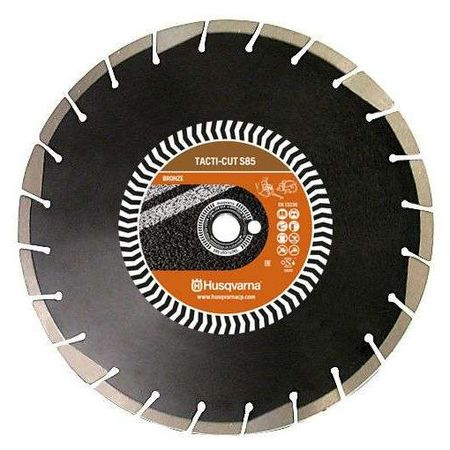 Алмазный диск Husqvarna TACTI-CUT S85 300 10 25.4/20