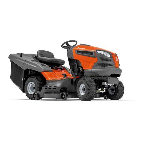 Садовый трактор Husqvarna TC 142T
