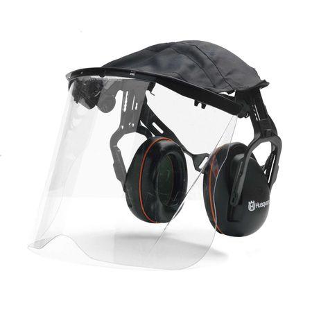 Защитные наушники с прозрачной маской из плегастила 5056653-48 Husqvarna