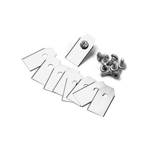 BLADE SET 30 PCS DOUBLE HOLE C, артикул 5776065-02